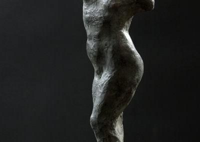 Drehung (Tänzerin)