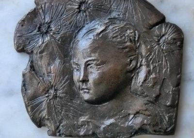 Portrait Anna Franziska Schwarzbach, 2021
